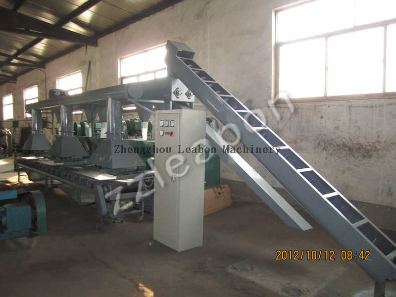 CE Owned Complete Wood Charcoal Briquette Production Making Line for BBQ