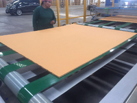 Easy Operate Full Automatic Honeycomb Paper Board Laminating Machine for Panel