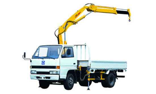 SQ2ZK1 truck-mounted crane