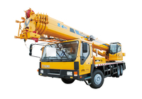XCMG 20 ton pickup knuckle boom truck crane QY20K5