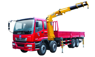 SQ8ZK3Q truck-mounted crane