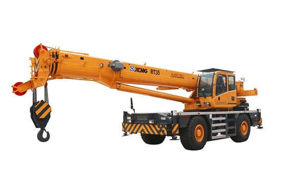 RT35 Rough Terrain Crane