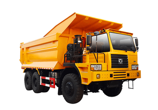 75 ton off-road dump truck