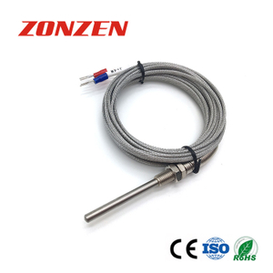 Probe Tube Thermocouple (ZZ-PT01-J-4M)