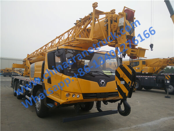 XCMG 16 ton electric knuckle boom truck crane XCT16