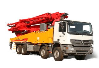 HB53K Truck-mounted Concrete Pump