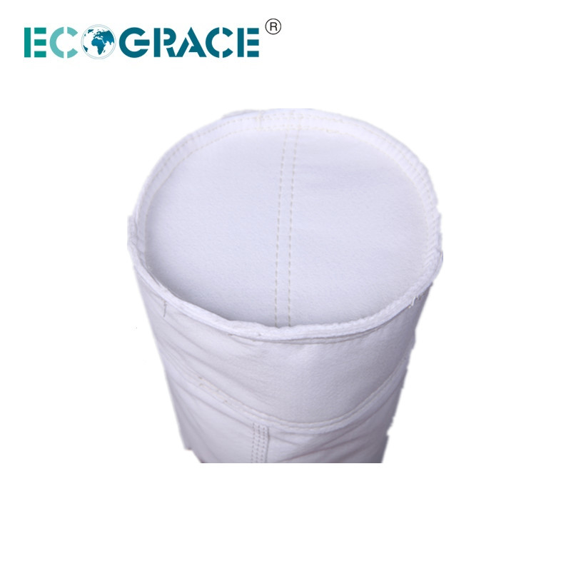 Cement Mill Dust Collection Baghouse Filter Polyester Filter Bags