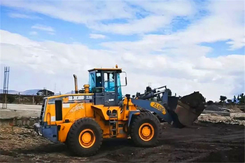 XCMG 5 ton wheel loader go Guinea