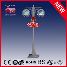 (LV30188A3S2-SSS11) Silver Holiday Decoration Unique Gift 188cm Christmas Lamp with LED