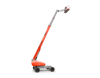 Diesel Telescopic man lift