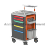 Luxurious Abs Medication For Emergency Trolley Cart
