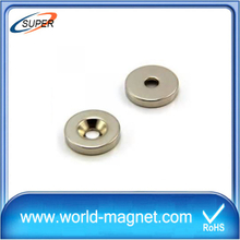 Super Power N52 Ring Neodymium Magnet