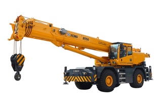 RT50 Rough Terrain Crane