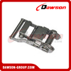 RBS38B BS 2000KG / 4500LBS Stainless Steel AISI 304 Ratchet Buckle