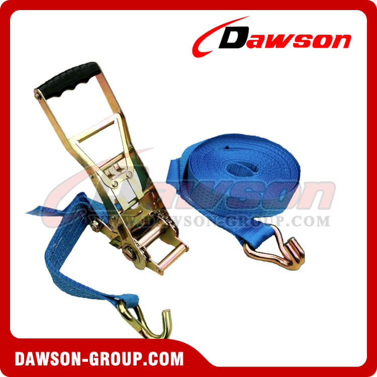 5000kg x 10m Ergo Ratchet Strap - Dawson Group - china manufacturer supplier