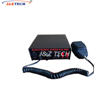 Concessional 80w/100w available siren amplifier