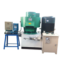 1-4T/H Vertical Ring Die Pine Wood Sawdust Pellet Machine