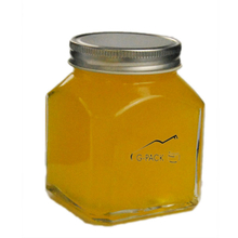 Glass Jars with Screw Cap