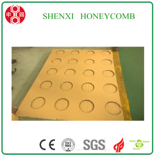 High Speed Honeycomb paperboard Press Die Cutting Machine