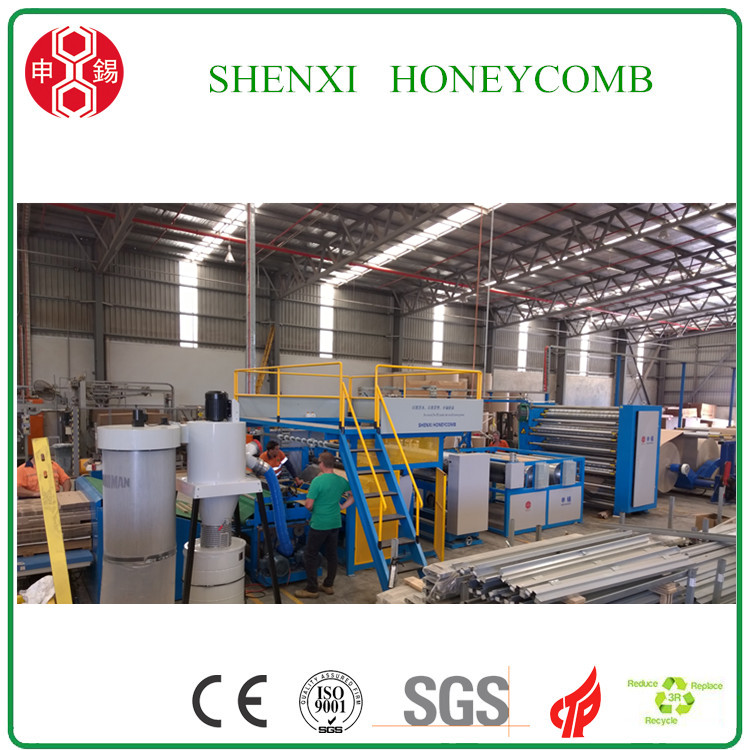Economic Honeycomb Paper Board Laminating Machine for Panel