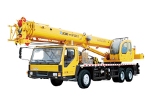 XCMG 20 ton electric mobile crane truck mounted QY20G.5