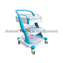 Hospital Crash Cart for Medical Patient Treatment Trolley