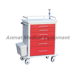 Emergency Medical Carts used for Hospital Nursing Applicance