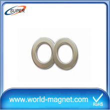 High Quality 2016 N45SH Ring Neodymium Magnet