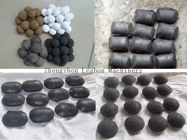 LEABON Charcoal/Coal Ball Press Machine