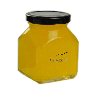 650ml Glass Honey Jars