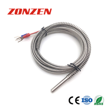 Probe Tube Spring Thermocouple (ZZ-PS01-K)