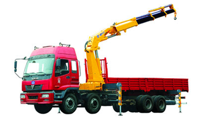 SQ12ZK3Q truck-mounted crane