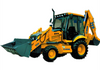 XC870K Backhoe Loader