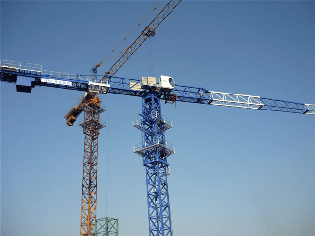 XGTT Topless tower crane