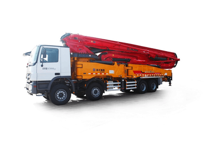 HB56K Truck-mounted Concrete Pump