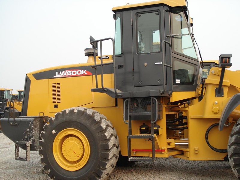 XCMG LW600KN wheel loader specifications