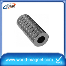 Strong Ring Neodymium Magnets for Motor