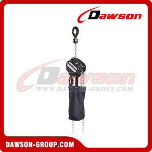 Professional Stage Chain Hoist, 0.5T 1T 2T 3T Manual Chain Block for Lifting