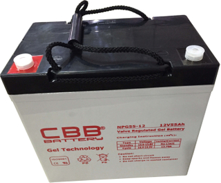 CBB® NPG55-12 Gel Battery