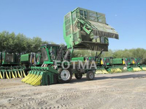 4MZ-5 Cotton Combine Harvester