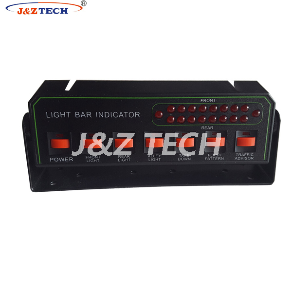 Control box for light bar from china manufacturer led police control box for light bar mozeypictures
