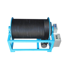 Electric Winch for Borehole Inspection Camera System