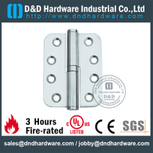 Stainless Steel Grade 304 Office Door Round Corner Hinge-DDSS068
