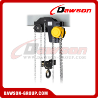 DS-YTG 1000kg-10000kg Chain Hoist Trolley