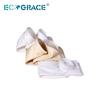 100% PTFE Filter Felt 750gsm For Waste Incinerator PTFE Filter Bag