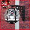 (LW30033H-HS00) 2016 Christmas Wall Lamp with LED Lights Decorated